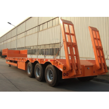 60 Ton semi loader low cama reboque